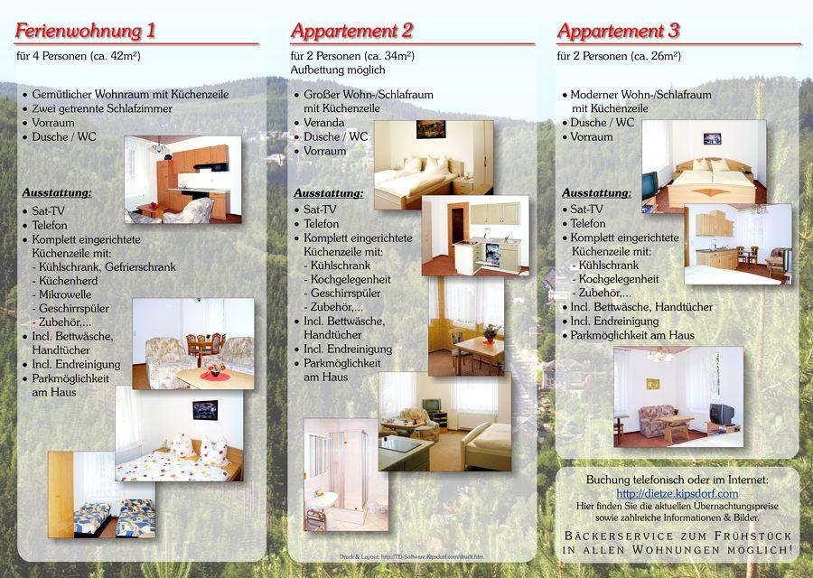 Großartig Apartment Flyer Schablone Galerie - Bilder für das ...